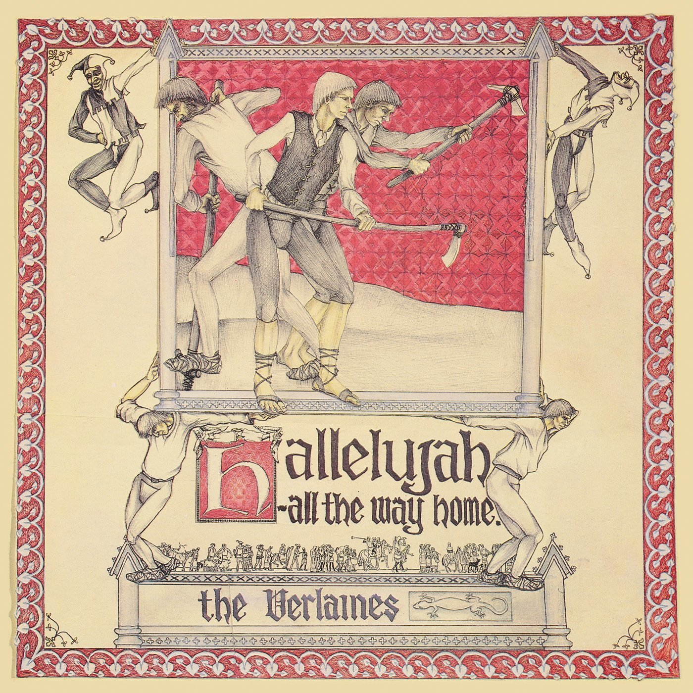 The Verlaines - Hallelujah all the way home