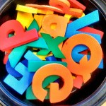 Letters by Colin Harris - Flickr - CC BY.NC.ND