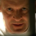 Hannibal Lecter (A. Hopkins) dans Le silence des agneaux de J. Demme
