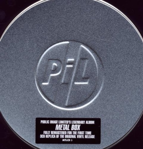 PIL - Metal box