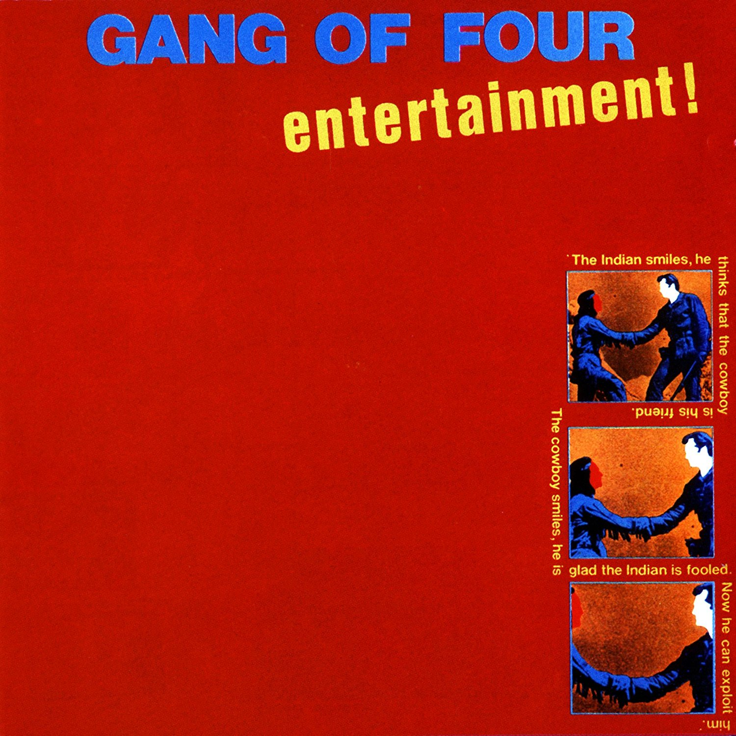 Gang of Four - Entertainment !