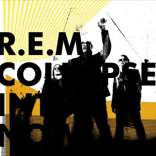 Pochette de R.E.M. - Collapse into now
