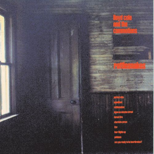 3. Lloyd Cole & Commotions - Rattlesnakes