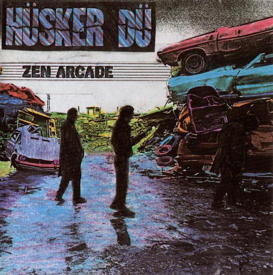 10. Husker Du - Zen arcade