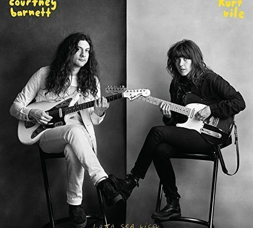 Kurt Vile & Courtney Barnett - Lotta sea lice
