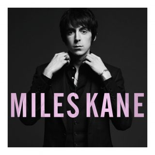 Miles Kane - pochette de Colour of the trap